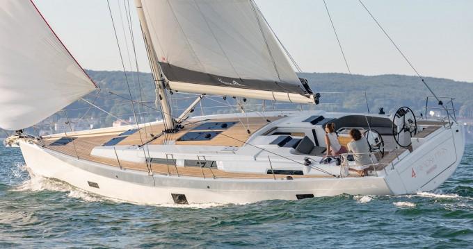 Alquiler de barcos Donji Seget barato de Hanse 458