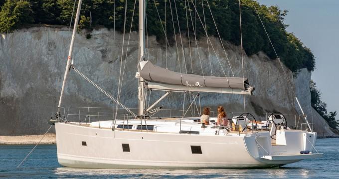 Alquiler de barcos Hanse Hanse 458 enDonji Seget en Samboat