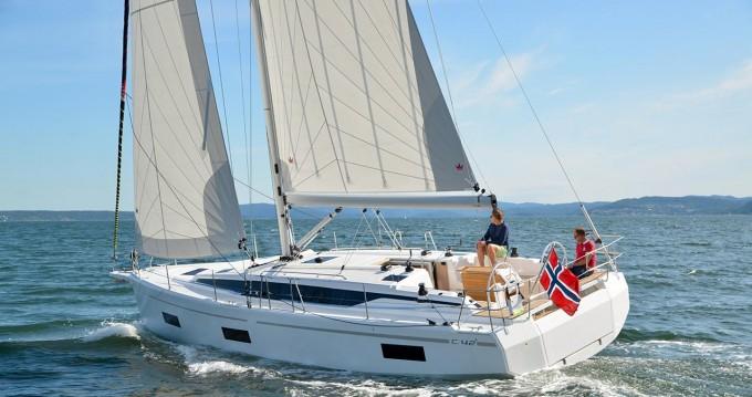 Alquiler de barcos Biograd na Moru barato de Bavaria C42