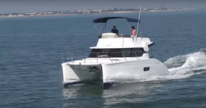 Fountaine Pajot Highland 35 entre particulares y profesional Toulon