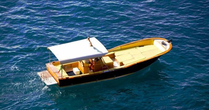 Alquiler de barcos Milano - Aprea Faraglione 9.60 enPositano en Samboat