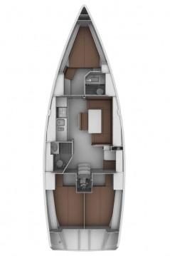 Bavaria Cruiser 40 entre particulares y profesional Lefkada