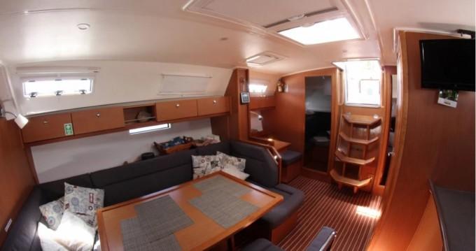 Alquiler de barcos Lefkada barato de Cruiser 40