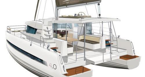 Alquiler de barcos Bali Catamarans Bali 4.0 enPula en Samboat