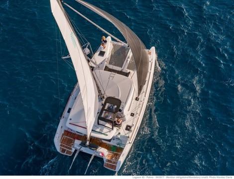Catamarán para alquilar Saint-Mandrier-sur-Mer al mejor precio