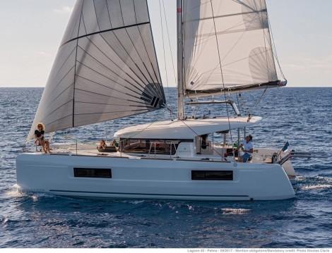 Alquiler de yate Palma de Mallorca - Lagoon Lagoon 40 en SamBoat
