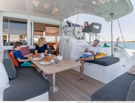 Alquiler de Catamarán, con o sin patrón Lagoon Palma de Mallorca
