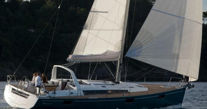 Alquiler Velero en Trogir - Bénéteau Oceanis 48 OW.