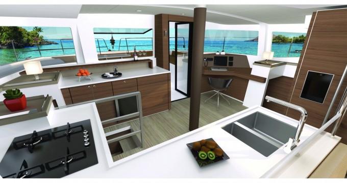 Alquiler de barcos Bali Catamarans Bali 4.6 enCapo d'Orlando en Samboat