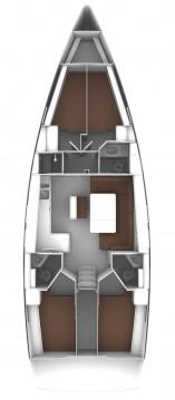Alquiler de barcos Biograd na Moru barato de Cruiser 46
