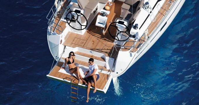 Alquiler de Bavaria Cruiser 46 en Biograd na Moru