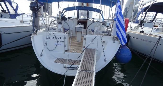 Alquiler de Jeanneau Sun Odyssey 45.2 en Atenas