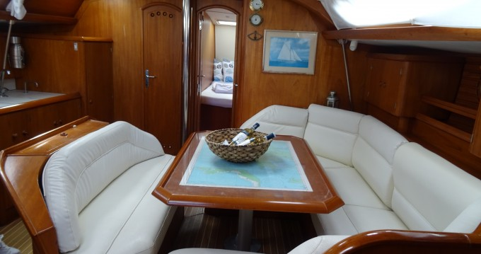 Alquiler de yate Atenas - Jeanneau Sun Odyssey 45.2 en SamBoat