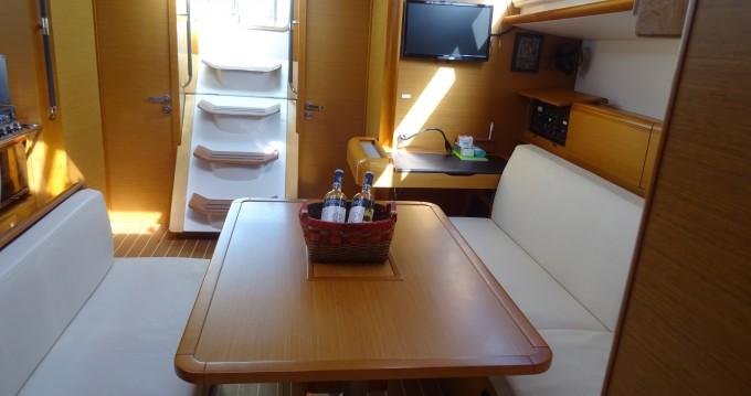 Jeanneau Sun Odyssey 469 entre particulares y profesional Atenas