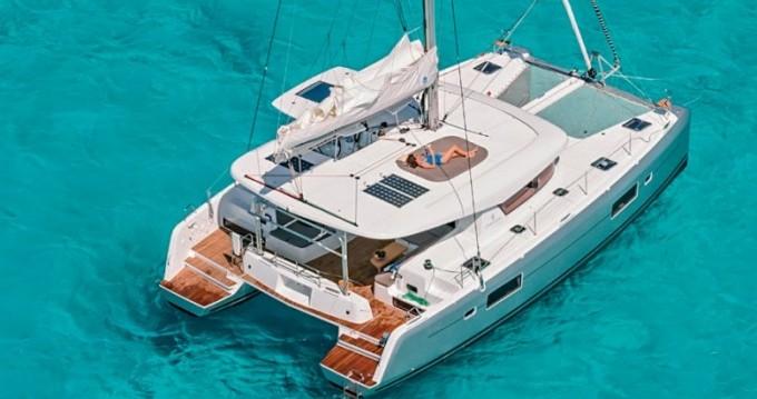 Alquiler de Catamarán, con o sin patrón Lagoon Fethiye