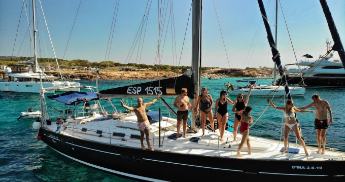 Alquiler de Bénéteau Beneteau 473 en Isla de Ibiza