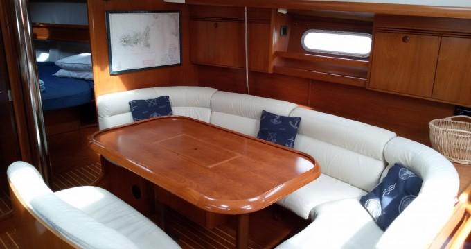 Jeanneau Sun Odyssey 45 entre particulares y profesional Scarlino