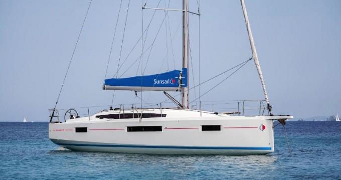 Alquiler de barcos Ragusa barato de Sunsail 41.0