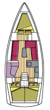 Alquiler Velero en Marina di Portorosa - Bavaria Bavaria Cr 37