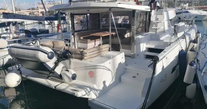 Alquiler Catamarán en Marina di Portorosa - Catana Bali 4.3