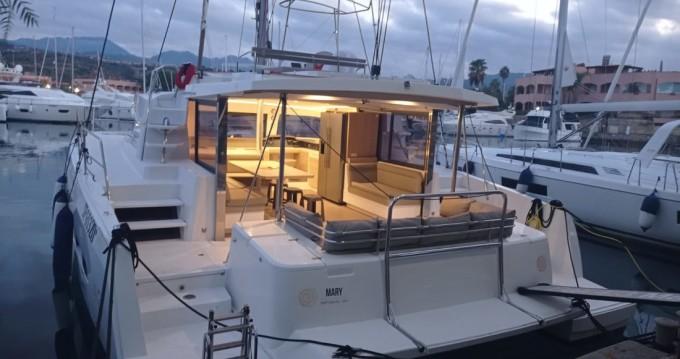 Catana Bali 4.3 entre particulares y profesional Marina di Portorosa