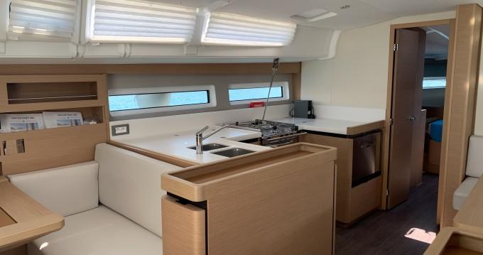 Alquiler de barcos Jeanneau Sun Odyssey 490 enLimassol en Samboat