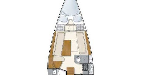 Alquiler de barcos Hanse Hanse 325 enTallinn en Samboat