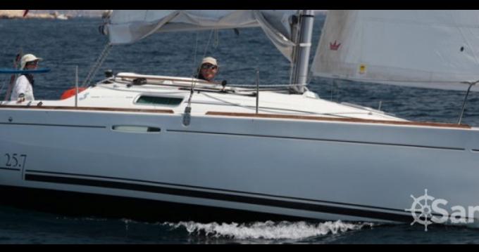 Bénéteau First 25 S entre particulares y profesional Arzon