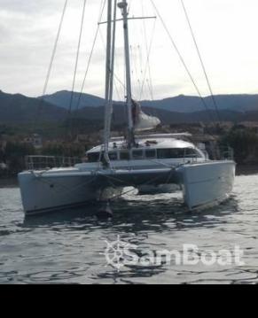 Lagoon Lagoon 570 entre particulares y profesional Ajaccio