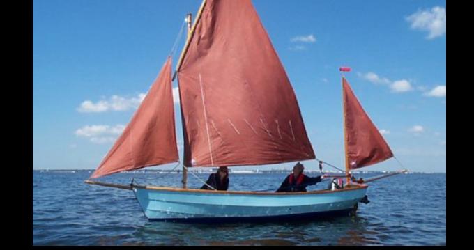 Alquiler de barcos Honnor Marine Devon Lugger enUrrugne en Samboat
