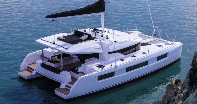 Alquiler de barcos Lefkas Egremni barato de Lagoon 50