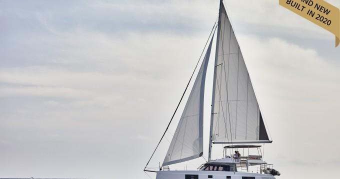 Nautitech Nautitech 46 Fly entre particulares y profesional Santorini