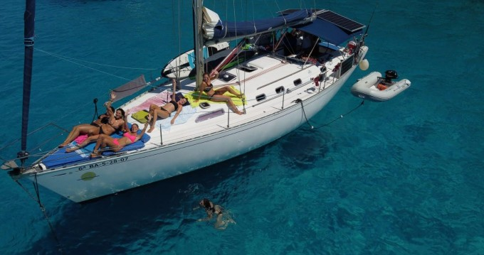 Alquiler de yate Ibiza (Ciudad) - Dufour Dufour 43 Classic en SamBoat