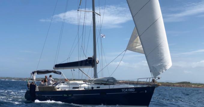 Alquiler de yate Carloforte - Bénéteau Oceanis 411 Celebration en SamBoat