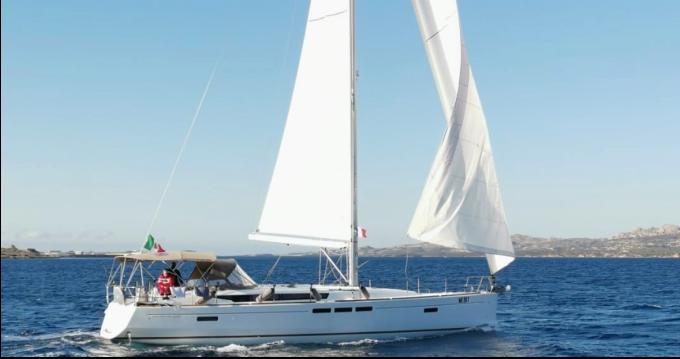 Alquiler de barcos Jeanneau Sun Odyssey 519 enCapo d'Orlando en Samboat