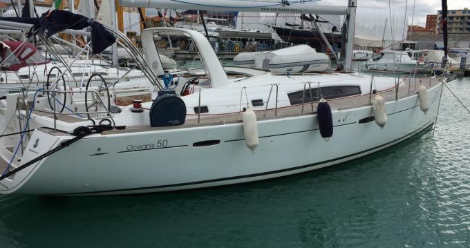 Alquiler de yate Castiglioncello - Bénéteau Oceanis 50 Family en SamBoat