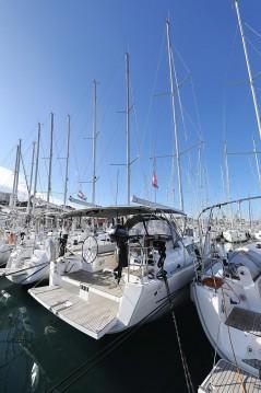 Alquiler de yate Trogir - Dufour Dufour 382 GL en SamBoat