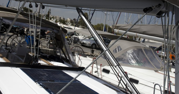 Jeanneau Sun Odyssey 479 entre particulares y profesional Atenas