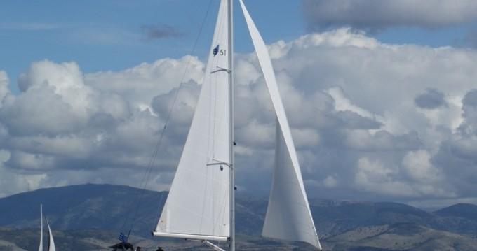 Alquiler Velero en Gouviá - Bavaria Cruiser 51