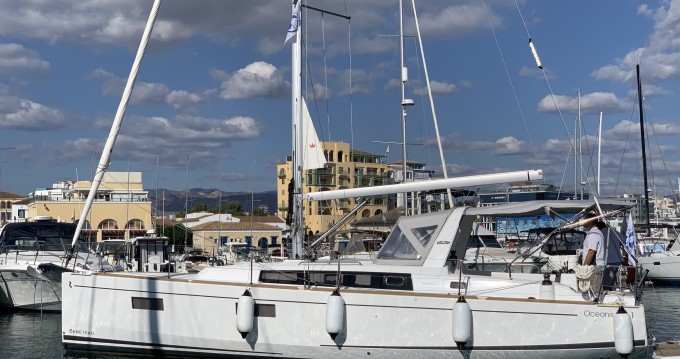 Velero para alquilar Limassol al mejor precio