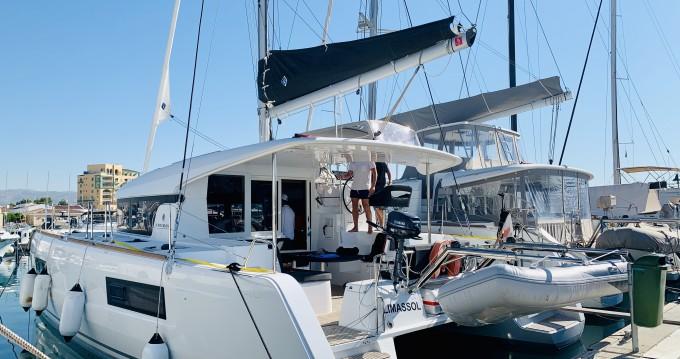 Alquiler de barcos Limassol barato de Lagoon 40