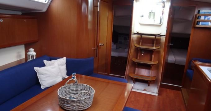 Bénéteau Oceanis 40 entre particulares y profesional Atenas