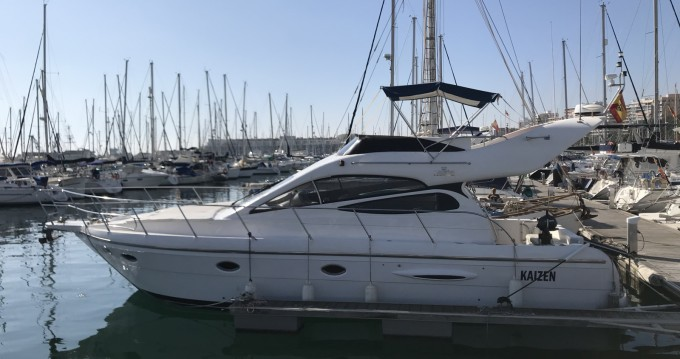 Alquiler de Doqueve Majestic 420 en Alicante