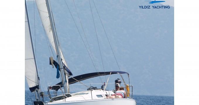 Bénéteau Oceanis 323 entre particulares y profesional Fethiye