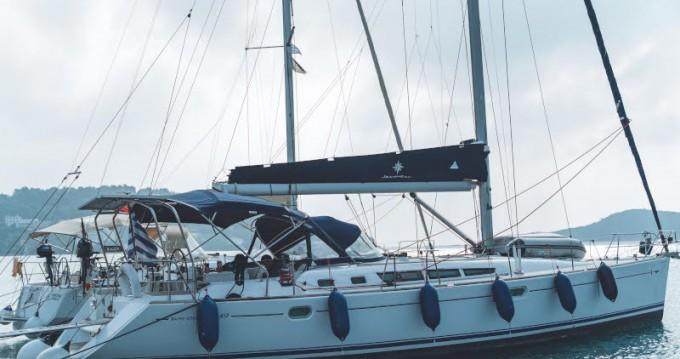 Alquiler Velero en Volos - Jeanneau Sun Odyssey 49