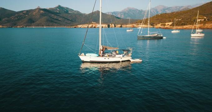 Alquiler de yate Ajaccio - Kirie Feeling 446 en SamBoat