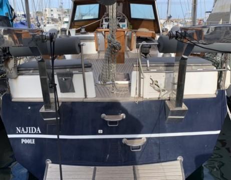 Alquiler de barcos BRUCE ROBERTS 53 DESIGN enAjaccio en Samboat