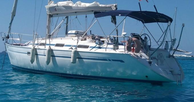 Alquiler de barcos Alicante barato de Bavaria 37