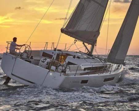 Jeanneau Sun Odyssey 490 entre particulares y profesional Olbia