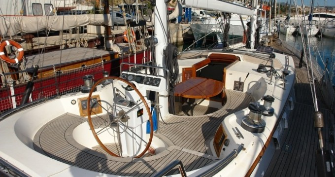 Tha Chao Ship builder Scorpio 72 entre particulares y profesional Castellammare di Stabia